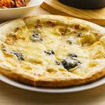 キリンシティ - ピザ 四種チーズ