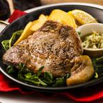 キリンシティ - どんぐり豚のステーキ JUNソース