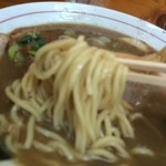 どん喜 - 太麺
