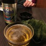 48638588 - オリオンビール♪