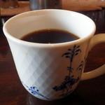 ピーベリー喫茶 - ドリンク写真:タンザニア(480円)