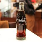 ソロピッツァ ナポレターナ - ピッツァと言えばコカ・コーラと合わせたい☆