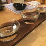 牛タン炭焼 仁 - 飲み比べセット1000円
