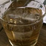 ウラニワ - 梅酒美味しかった