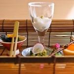 日本料理 一意専心 - 料理写真:八寸