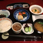 日本料理 はや瀬 - 和定食