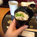 奴寿司 - エビサラダ