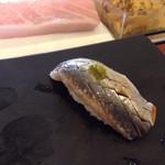 奴寿司 - 〆イワシ