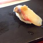 奴寿司 - 石鯛(おろしポン酢)