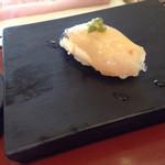 奴寿司 - 真鯛(茎山葵)