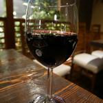 COLORSOL RESORT - 2016/3/☆  赤ワイングラスで。