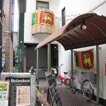 スリランカ料理 POLPOL - 福岡市中央区天神にある紳士服フタタ裏通りにあるスリランカ料理のお店。
