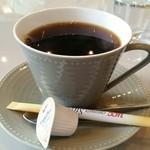 タイムカフェ - ブレンド。モーニングタイムは280円。
