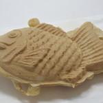 Taiyakinakamura - 一寸小ぶりのたい焼き