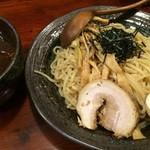 48652341 - 本家田ぶしつけ麺