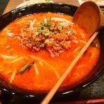 48656029 - 【2016.3.16(水)】ランチ定食の担々麺