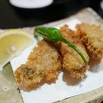 ぎをん 遠藤 - 15.2月 牡蠣フライ