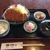 勝作 - 料理写真:とんかつ定食(1166円)