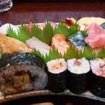 あびる寿司 - すし定食大