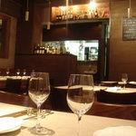 トゥールモンド - ディナー用テーブルセッティング