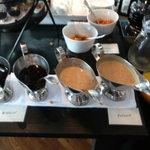 バールヴィータ - 飲み放題のジュース
