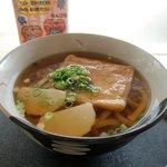 鹿之子温泉 - 料理写真:きつね 410円