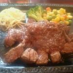 牛車 - 肉は柔らかくて美味しいです♪