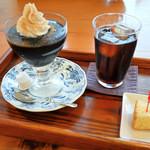 ぴぃべりぃ - アイスコーヒー