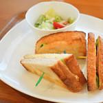 ぴぃべりぃ - サンドイッチ