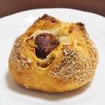 ルプチモンド - '16.03栗のパン