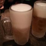 48677304 - ビール 泡ばっか