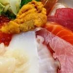 築地ハレの日 軽井沢店 - 海鮮丼