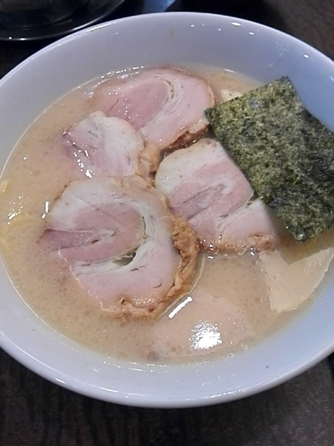 一指禅 本川越店 - チャーシュー麺¥980
