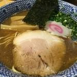 らーめん侘助 - 醤油らーめん(750円)