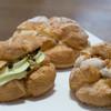ペック - 料理写真:シュークリーム三種