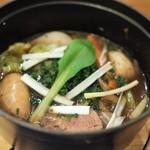 ポトフ料理ジョワ - 牛タンのポトフ