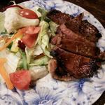 キよし - 牛肉あみ焼き