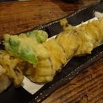 うまいもんや心 - 安納芋の天ぷら
