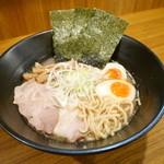 旬風 - 中細ウェーブ麺