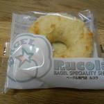 ルコラ - ベーグル ナチュラルチーズ 181円 定番の一品。 H27.8.8
