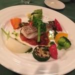 ハーブ&おいしい野菜塾レストラン -
