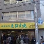 エビスヤ小松商店 - (2016/1月)外観