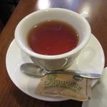 トラットリアイルティレーノ - 紅茶