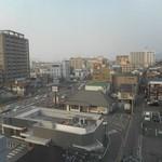 福岡リーセントホテル - 客室からの眺望 2016.2