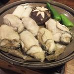 かき金 - バター焼き(2016年2月)