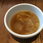 BOICHI - キャベツを使った洋風スープ
