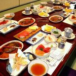 竹寿司 -