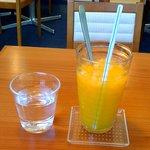 パウンド・ハウス - マンゴーオレンジ