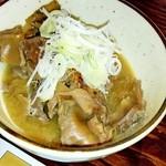 48691049 - 「馬もつ煮」(¥540税込)