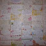 ラ・クープ - マダム手書きのメッセージカード